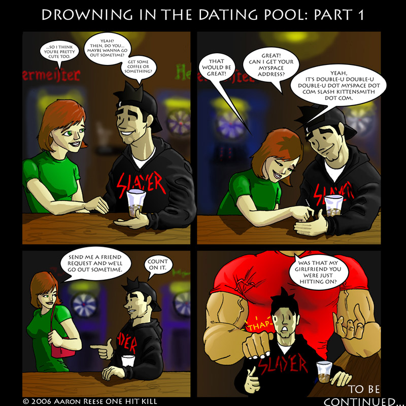 Drowning in the Dating Pool Part 1