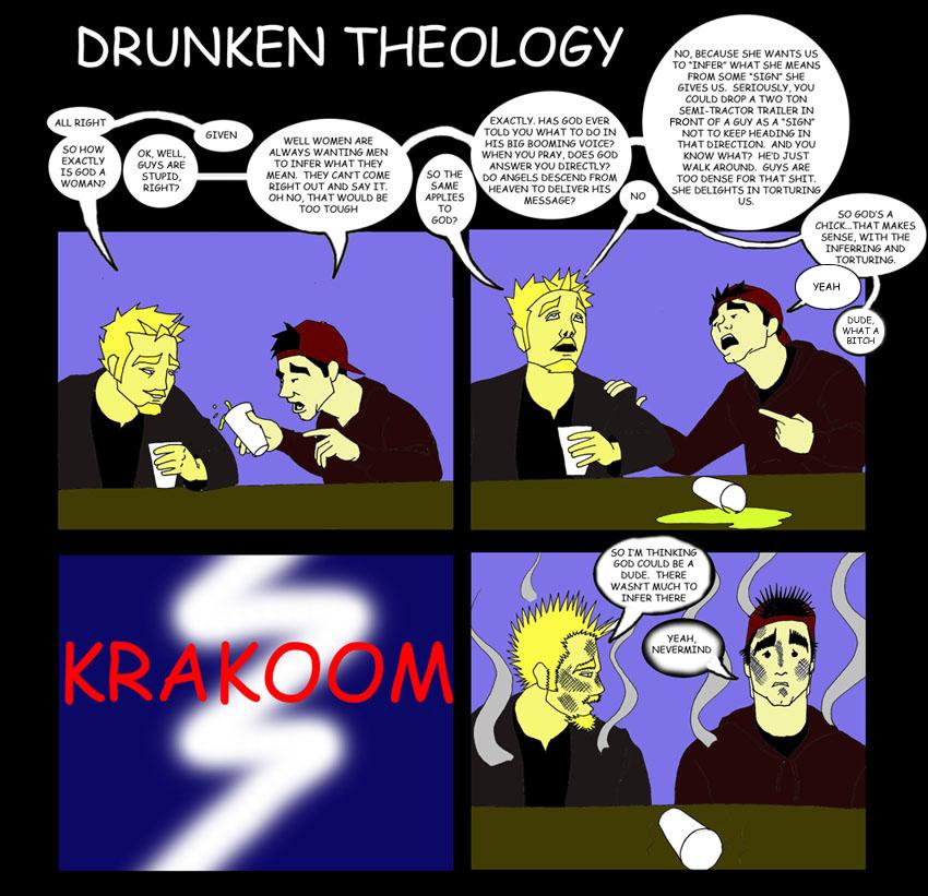 Drunken Theology
