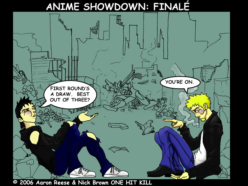 Anime Showdown Part 5