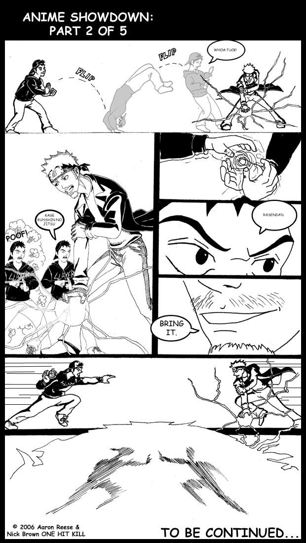Anime Showdown Part 2